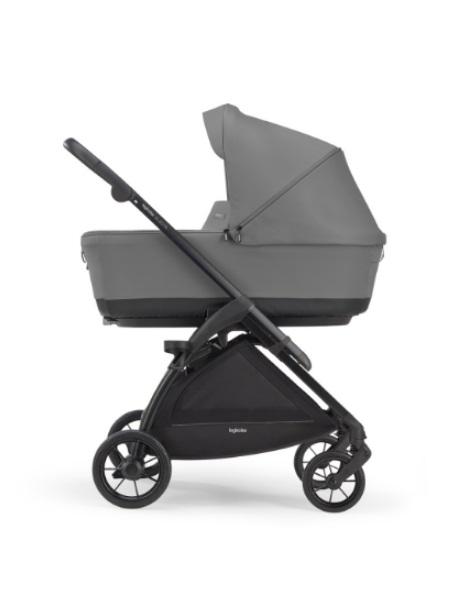 Inglesina Electa wózek głęboko spacerowy 2w1 waga 8,6 kg kolor Chelsea Grey