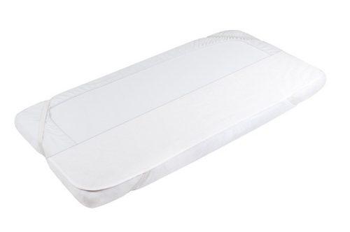 Podkład higieniczny STABILE frotte z lamówką, 70x140 Baby Matex